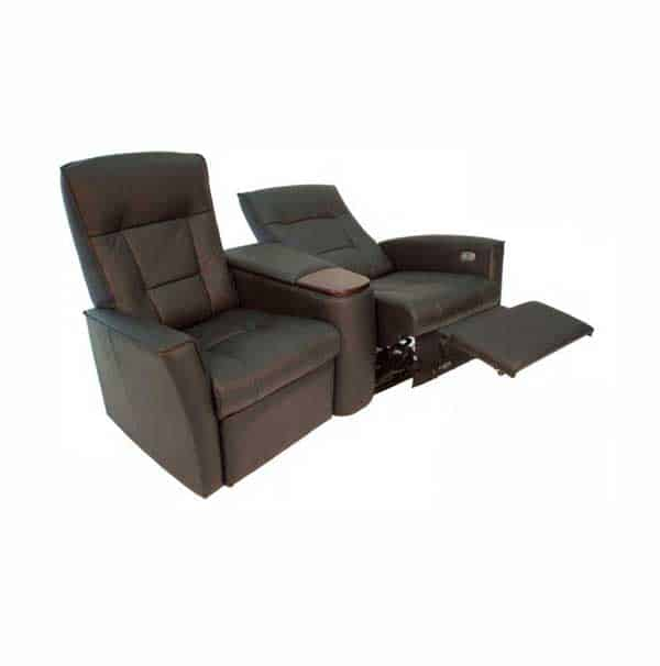 Fjords Ulstein Home Theater Sofa Best Price Chair Land Furniture Outlet
