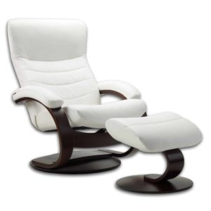 Fjords Trandal Recliner - White