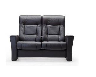 Aalesund High Back Love Seat