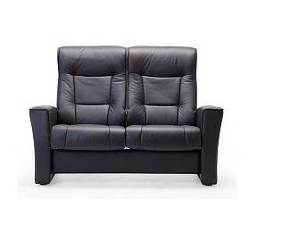 Aalesund High Back Love Seat