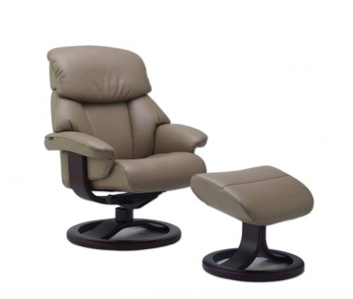 Fjords Alfa 520 Recliner | Chair Land Furniture Outlet