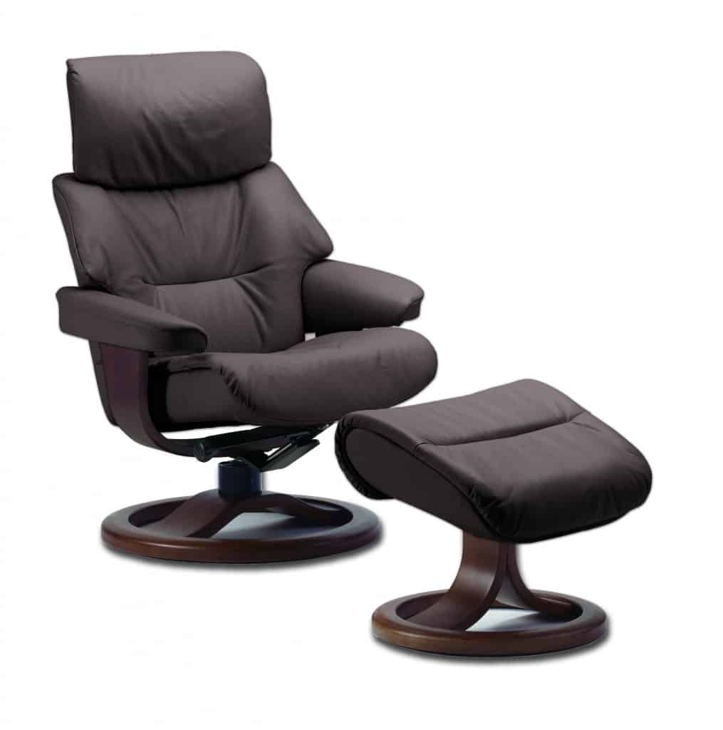 Scandinavian Furniture Tampa Fjords-Grip-Recliner-Cacoa-1015x1024 | Chair Land Furniture