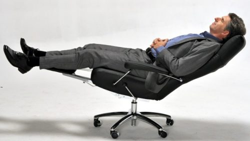 Gaga Executive Recliner | Chair Land Furniture Outlet