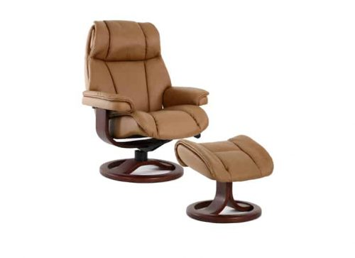 General - Fjords Recliner | Chair Land Furniture