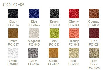 Lafer Leather Colors