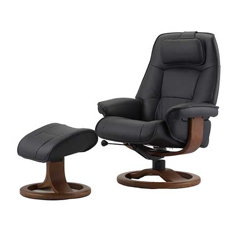 Fjords Admiral-r Leather Recliner