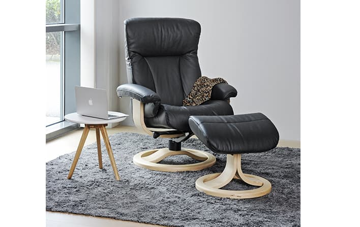 Fjords_Scandic_Recliner Fjords Scandic Leather Recliner ...  sc 1 st  Chair Land Furniture : fjord recliners - islam-shia.org