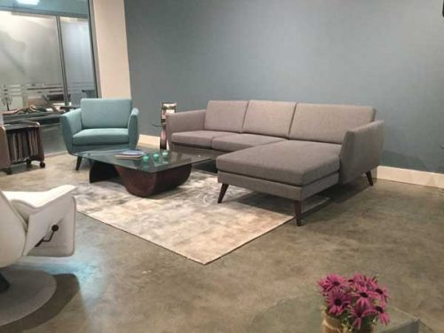 NordicSOFA with chase | Chair Land Furniture Outlet