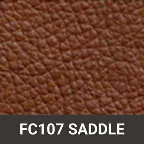 FC107 Saddle Leather