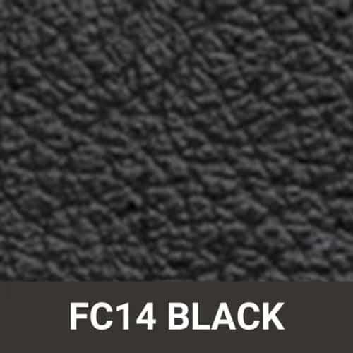FC14 Black Leather