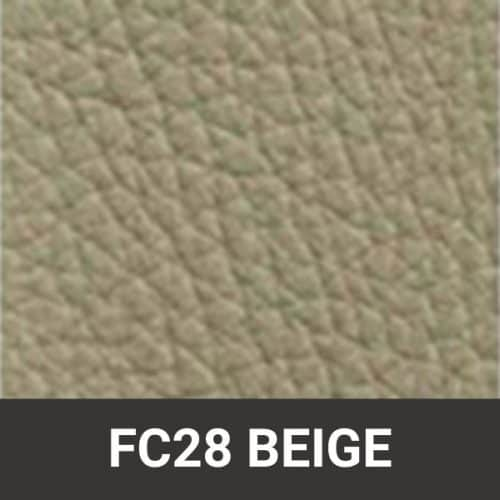 FC28 Beige Leather
