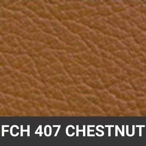 FCH407 Chestnut Leather