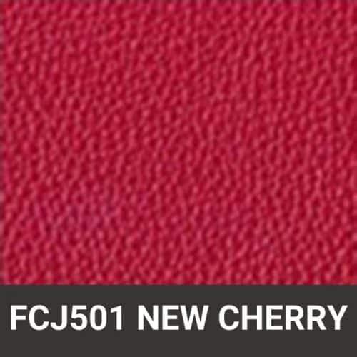 FCJ501 New Cherry Leather