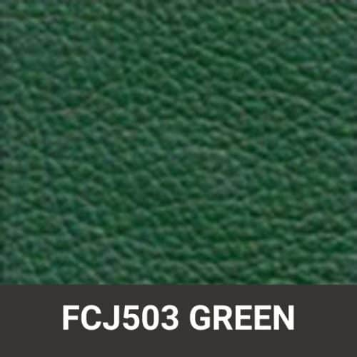 FCJ503 Green leather