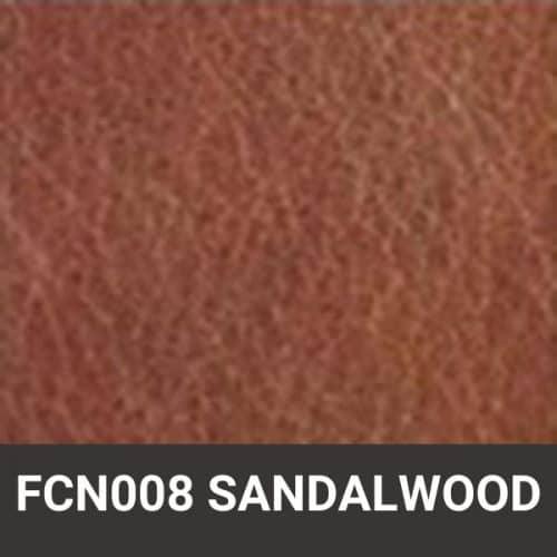 FCN008 Sandalwood Leather