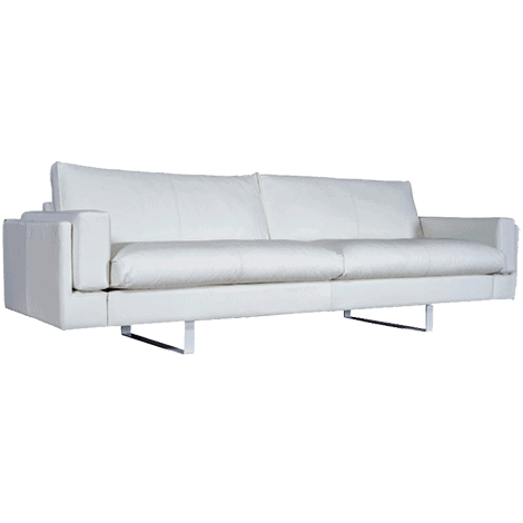 Fjords Endless Sofa - white