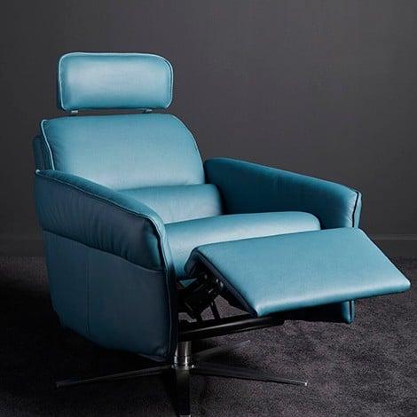 Himolla Aura - partially reclined
