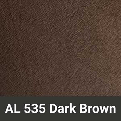 Fjords Astro Line Leather Color AL 535 Dark Brown - Chair Land Furniture Outlet