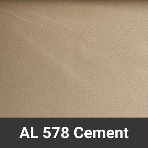 Fjords Astro Line Leather Color AL 578 Cement - Chair Land Furniture Outlet