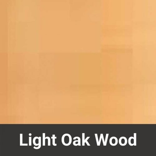 Fjords Light Oak Wood Finish - Chair Land Furniture Outlet