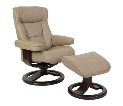 Fjords Manjana Recliner - Chair Land Furniture Outlet