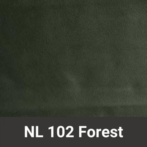 Fjords Nordic Line Leather Color NL 102 Forest - Chair Land Furniture Outlet