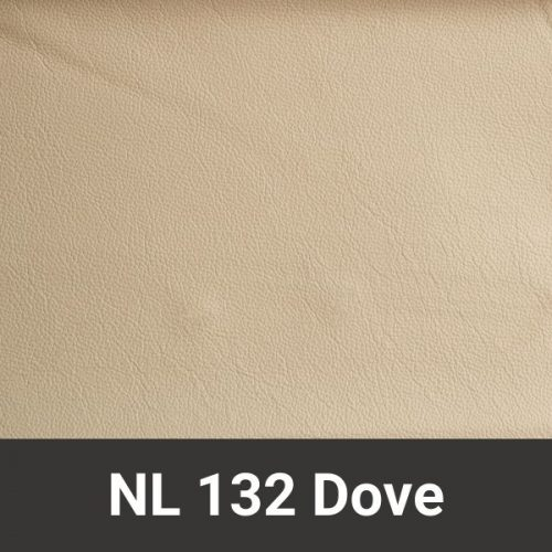 Fjords Nordic Line Leather Color NL 132 Dove - Chair Land Furniture Outlet