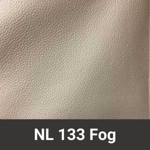 Fjords Nordic Line Leather Color NL 133 Fog - Chair Land Furniture Outlet