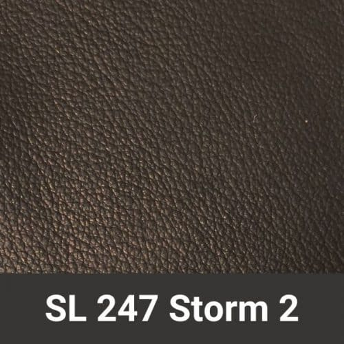 Fjords Soft Line Leather Color SL 247 Storm 2 - Chair Land Furniture Outlet