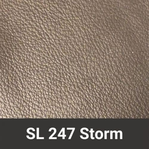 Fjords Soft Line Leather Color SL 247 Storm - Chair Land Furniture Outlet