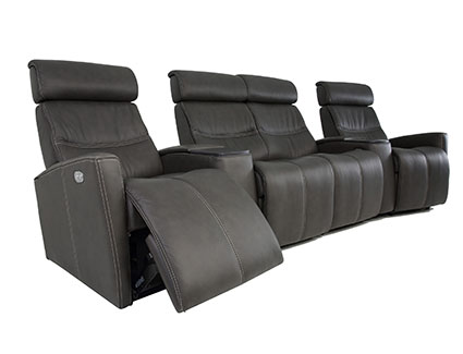 Fjords Milan Sofa - Home Theater Seating
